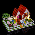 Diy Doll House Villa Model Include Dust Cover and Furniture  Miniature 3D Puzzle Wooden Dollhouse Creative Birthday Gifts Toys