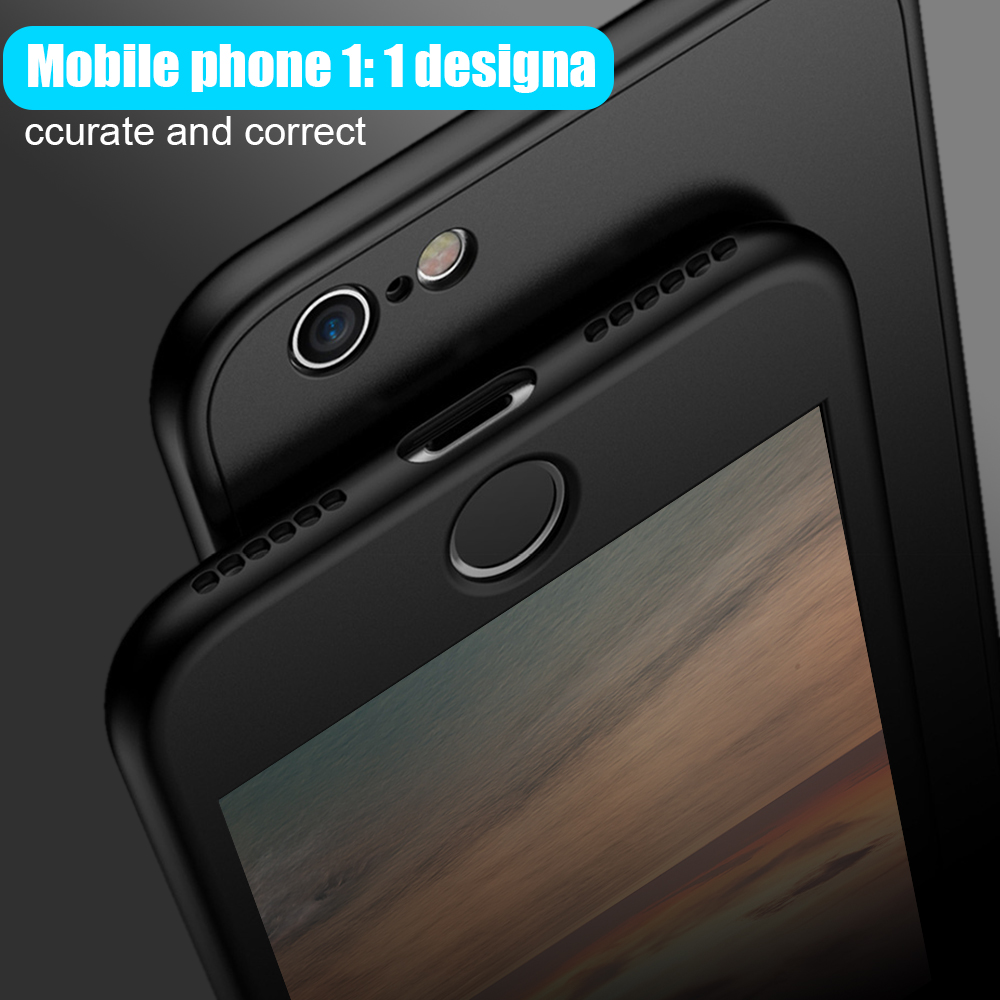 360 Full Cover Case For Xiaomi Redmi Note 6 Pro Case TPU Silicone Cover For Xiaomi Mi 8 A1 5X A2 Lite Redmi Note 6 5 4X S2 5A 6A (6)