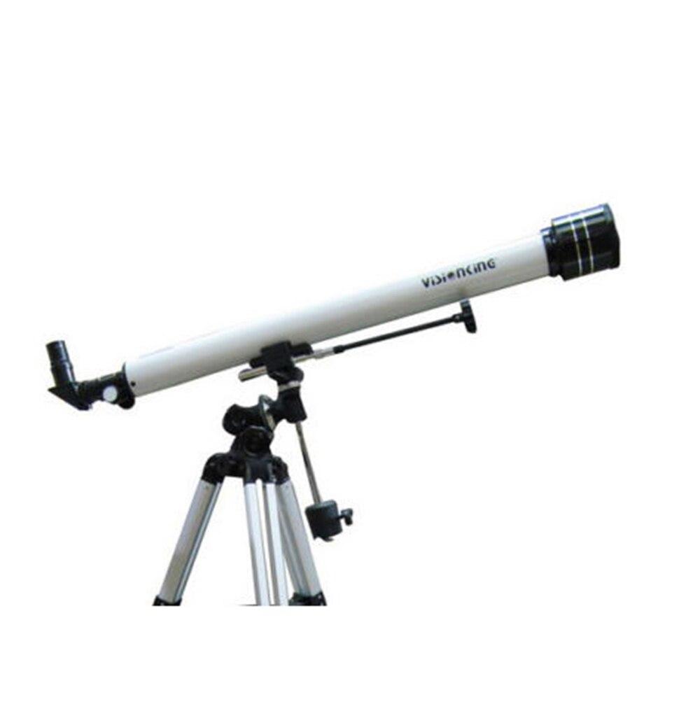 Visionking 900/ 60mm Astronomy Telescope Monocular Equatorial Mount Space Astronomical Telescope Professional  Monoculars visionking 150750 150 750mm 6 equatorial mount space reflector astronomical telescope