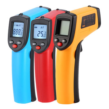 Infrared Thermometer Non Contact Measurement & Analysis Instruments