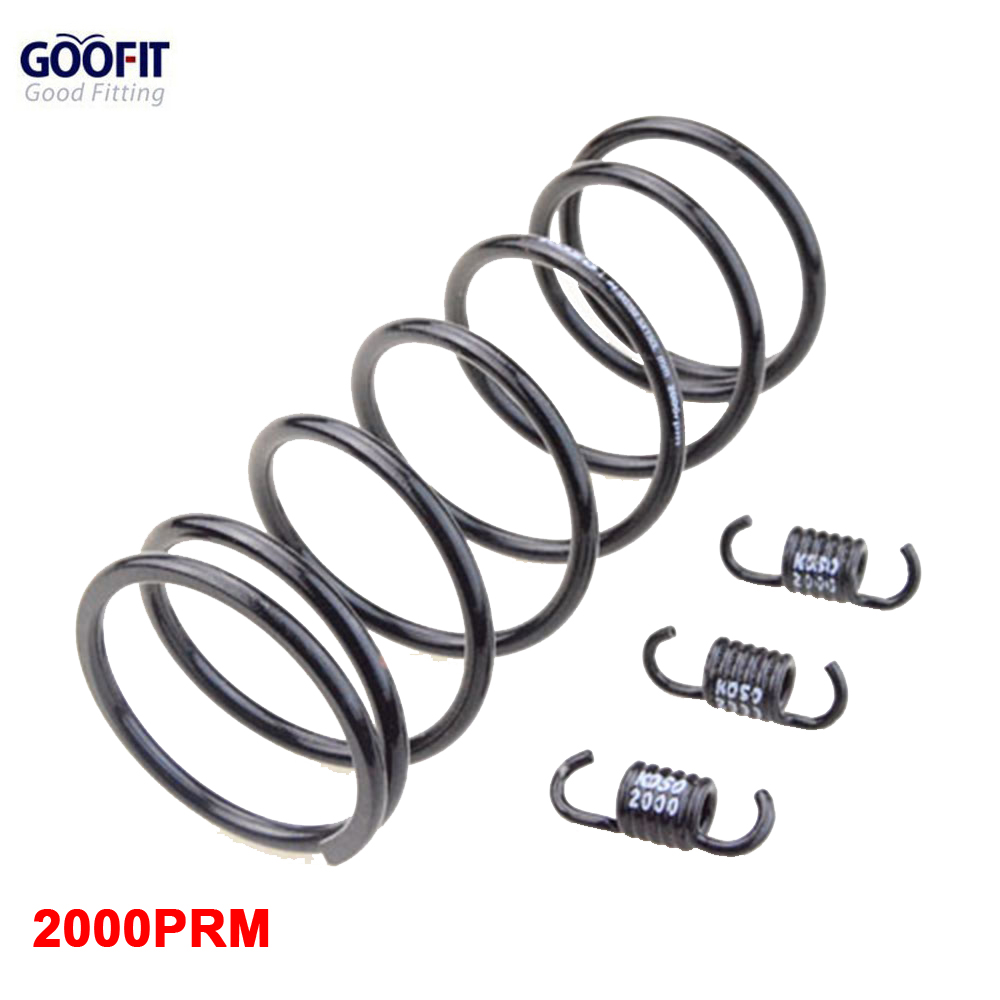 Fuel gas for sale atv body parts for sale online - Goofit Scooter 2000prm Torque Spring Performance Clutch Spring 157qmb Gy6 150cc Moped Atv Parts Engine Racing