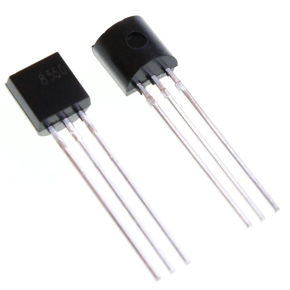 """92 ערכת רכיב אלקטרוני סה""""כ 1390 יח LED דיודות 30 ערכים נגדים 12 סוגים אלקטרוליטי קבלים לארוז-92 תיבת טרנזיסטור (5)"""