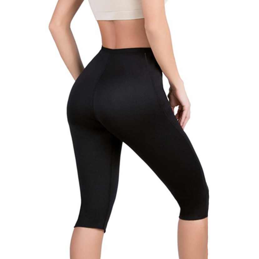 Woman New Body Shapers Slimming Underwear Pants Waist Trainer Shapewear Sexy Lingerie Women's Thermal Slimming High-Waist Capris