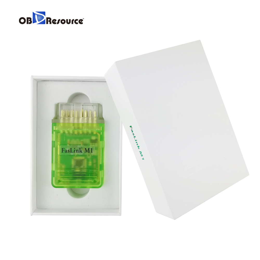 25K80 чип автомобиля Code Reader OBDII JDiag FasLink M1 Bluetooth адаптер OBD2 диагностический инструмент автомобильной сканера PK ELM327 Икар U480