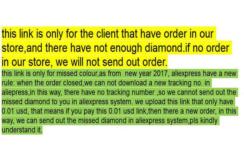 0.01 usd para 5D perdeu cor 5d DIY Diamante Pintura Ponto Cruz Diamante Mosaico 3D Bordado Diamante Pintura Strass