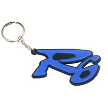 Motorcycle Model Keychain Keyring Key Chain Key Ring Holder For YAMAHA R6 R1 Locomotive model(China)