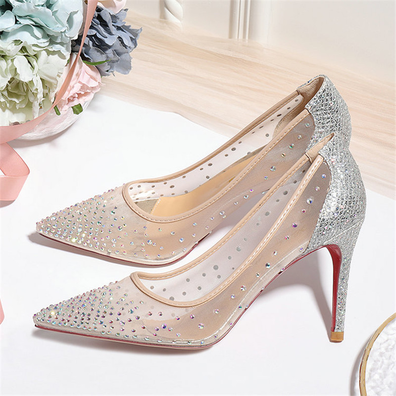 Women Pointed Toe Heels