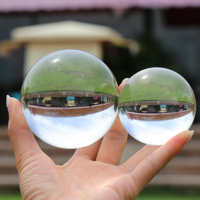 Crystal Healing Glass Ball Sphere 24