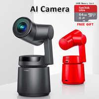 OBSBOT cola Auto-Director de la cámara de IA de 3 ejes cardán 4k 60fps Auto zoom AI de Video cámara para Blog YouTube vídeo en directo