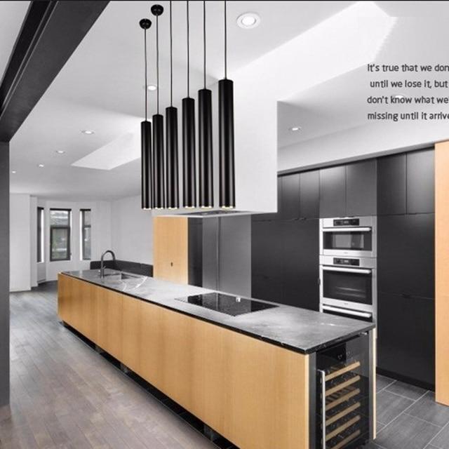 Illuminazione bancone bar rl68 pineglen - Luci per cucina ...