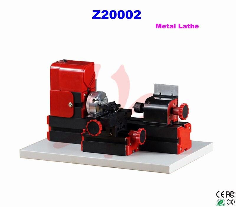 Mini metal Lathe Z20002 metal chuck lathe,DIY mini combination tool