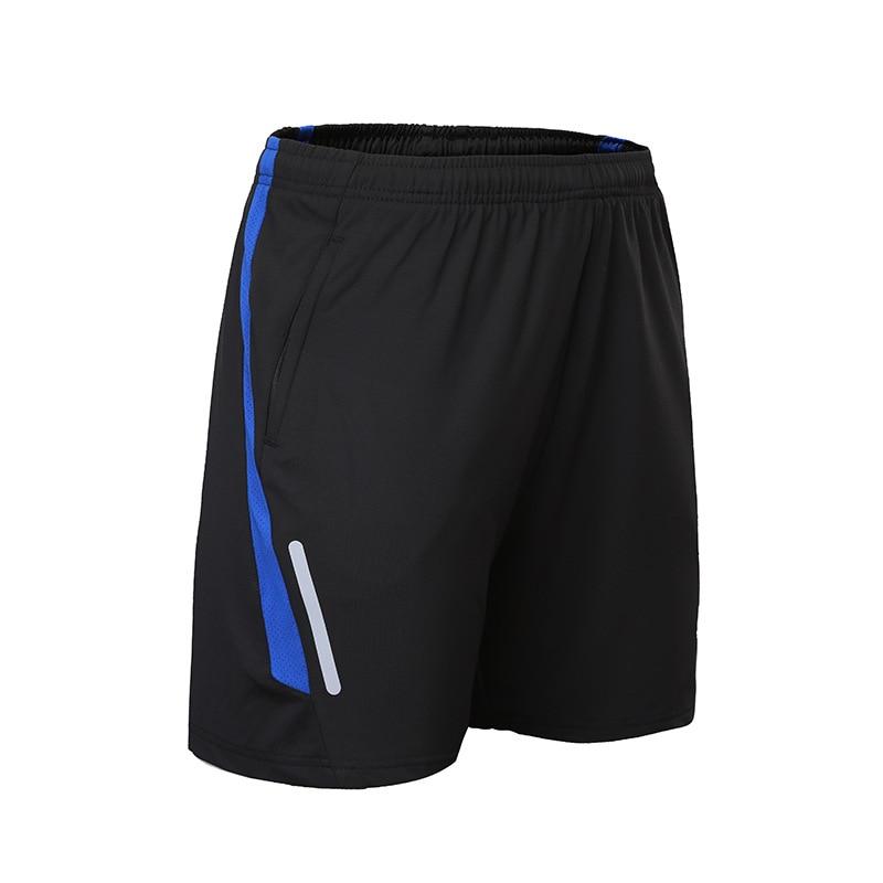 Men athletic shorts Gym Running Fitness Shorts Badminton Table Tennis Shorts Men Sports Shorts With Pockets Sportswear zumaba