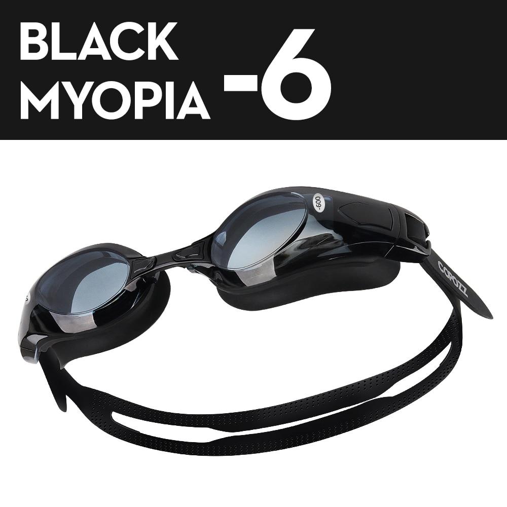 Myopia Black -6