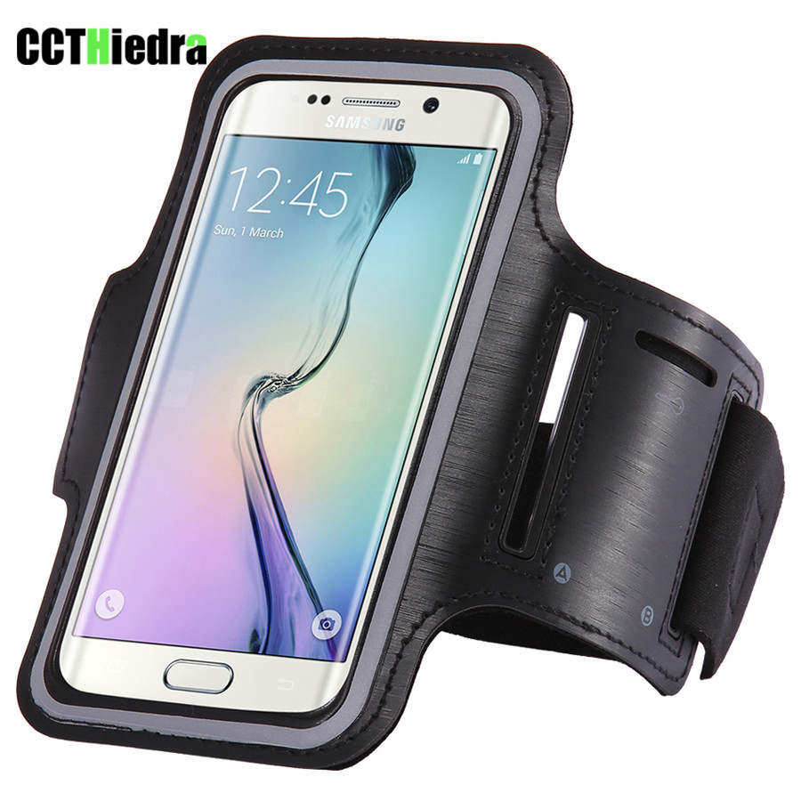 Universal Waterproof Sport Gym Running For Samsung Galaxy S7/S6/S5/S4/S3 A5 A3 Mobile Phone Pouch Bag Case Key Holder Armband