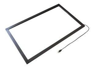 """Image 2 - Xintai touch 10 poins 27 """"kit de sobreposição de tela de toque infravermelho multi/quadro infravermelho da tela de toque"""