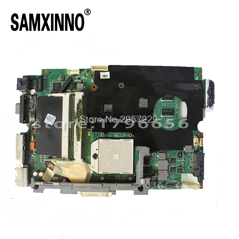 где купить K40AB Laptop Motherboard For ASUS Mainboard REV 1.3 512m Graphics 14-inch Support 2007U K40AF K40AB K40AD K50AF K50AB K50AD S-6 по лучшей цене