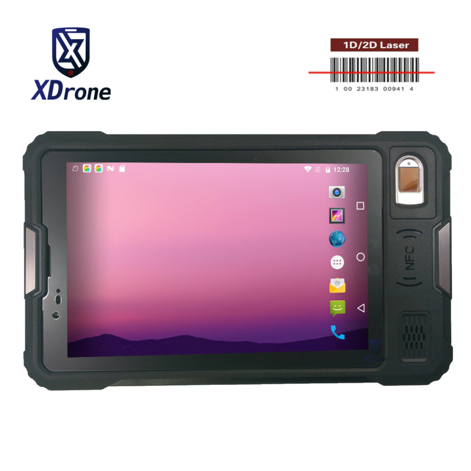 2019 Original Kcosit P9000 Rugged Android Tablet PC 8