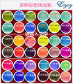 Mixed 3 colors  Colorful Pearl Powder Pigment for Eye shadow Nail Polish Mica Glitter Pearlescent  Powder Cosmetic Flash Dust