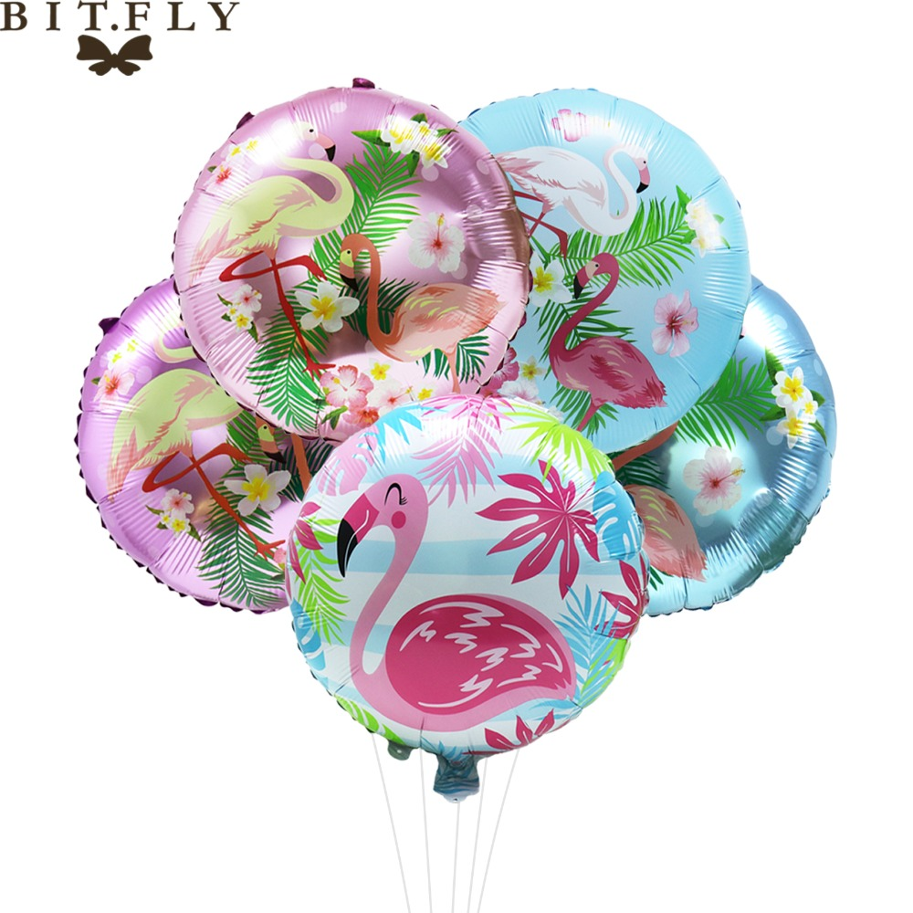 2Pcs Happy Birthday Aluminum Foil Balloons Birthday Wedding Party Decoration LY