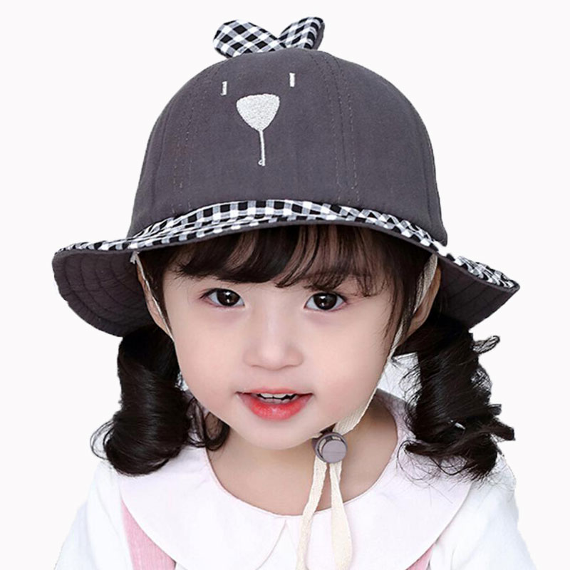 Child Baby Hat 2019 Spring Bucket Hat Outdoor For Kids ...