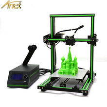 Hot Selling Anet Normal & Autolevel A8 A6 E10 E12 3D Printer High Precision Reprap Prusa i3 3d Printer DIY Assemble with 10M PLA anet a8 prusa i3 reprap 3d printer high precision imprimante 3d diy 8gb sd plastic more colors express shipping from moscow page 5 page 9
