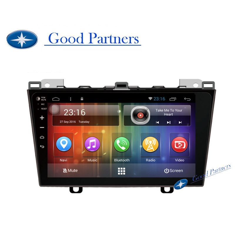 10.2 inch 1024*600 Quad Core Android 5.1 Fit MAZDA6 MAZDA 6 Car DVD Multimedia Player Navigation GPS Radio