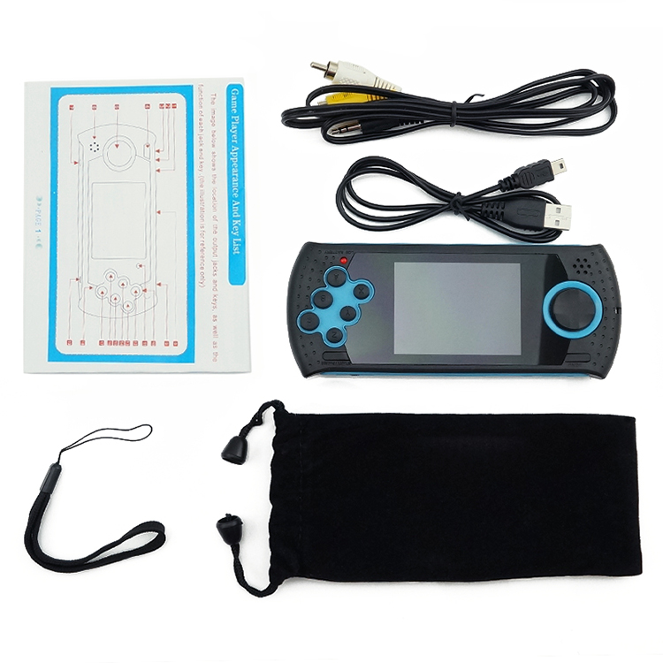 Купить с кэшбэком Retro Handheld Game Player Game Console for PS1 Emulator for Snes for Nes Games Support TF Card HDMI Output Gift for Kids