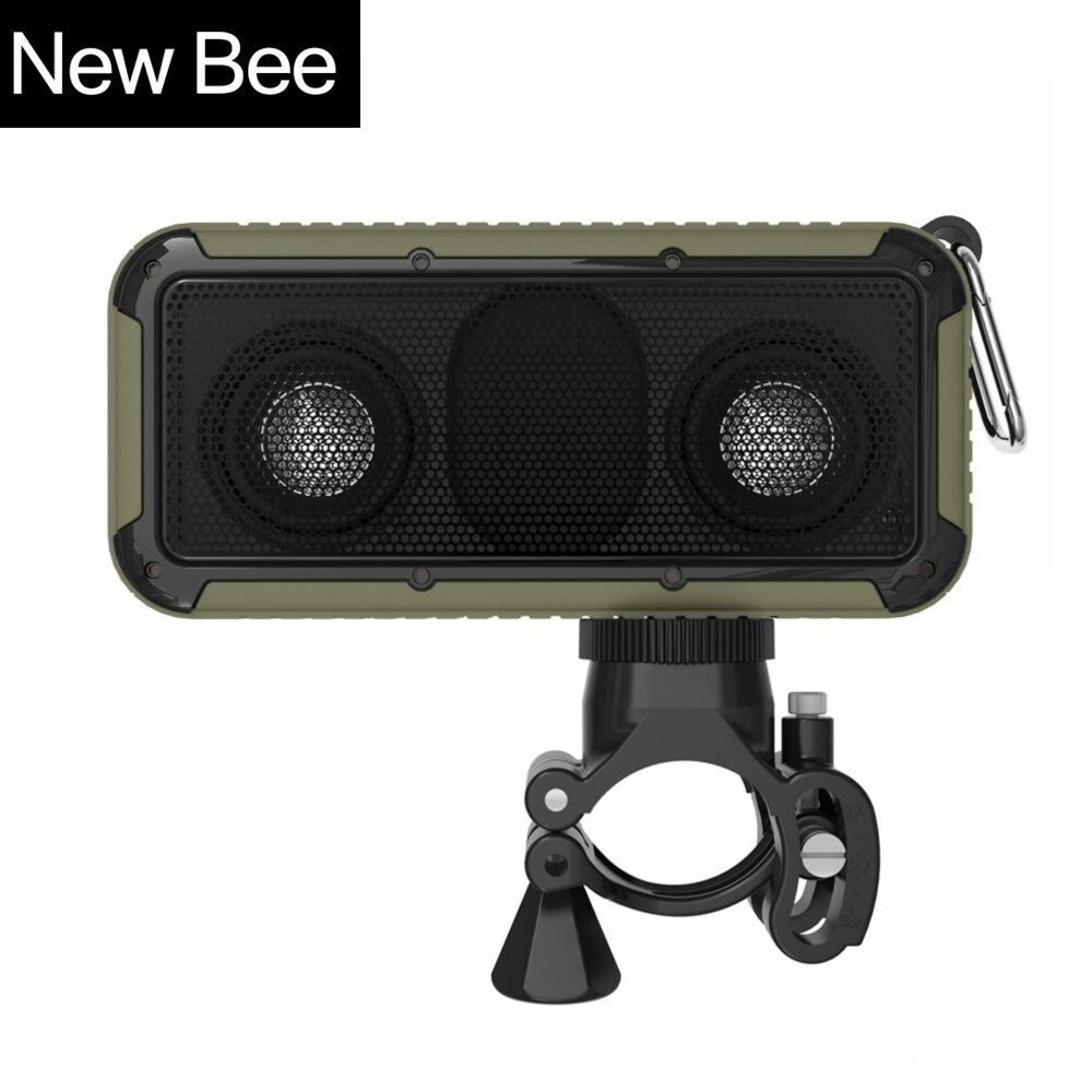 New Bee Outdoor Portable Waterproof Wireless Bluetooth