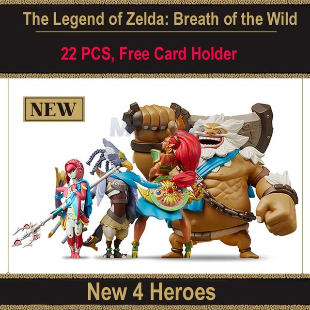 NTAG215 NFC Card Written by Tagmo Work for Zelda Legend