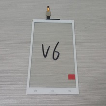 Original Spare Part 5.5 inch Touch Screen For X-BO V6 Smartphone