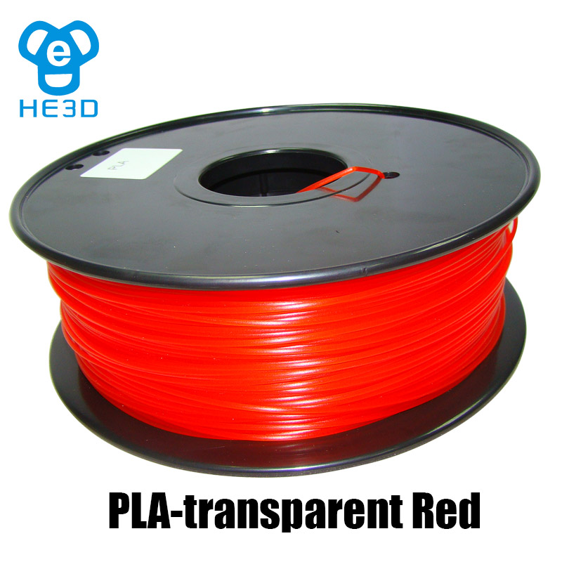 PLA-transparent Red