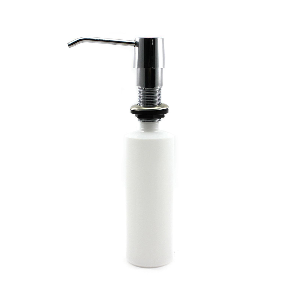 Home Practical Kitchen Bathroom Sink Liquid Shampoo Soap Lotion Holder Bottle 300ML Dispenser