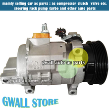 10S17C AC COMPRESSOR FOR CAR CHRYSLER 300C DODGE CHARGER  CHALLENGER JEEP GRAND CHEROKEE 4596492AC RL596492AD