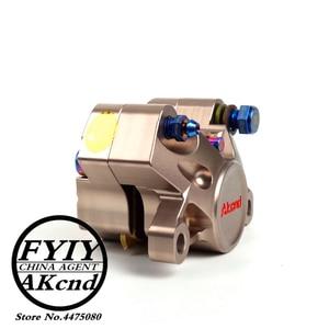 Image 5 - AKcnd M10 × 1.25 ミリメートルオートバイバイクブレーキ制動キャリパー出血ねじニップル