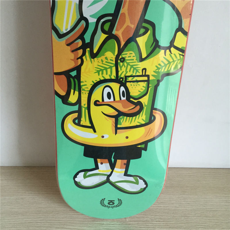 UNION skateboarding deck  (9)