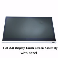 Laptop LCD Display Touch Screen Digitizer Assembly Panel Bezel For Acer Aspire V5 431 V5 471