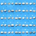 25Models 25-100pcs 5Pin Micro USB Jack Sockect Connector Port 5P Female For Samsung Lenovo Huawei Lenovo Meizu Xiaomi Oppo Vivo