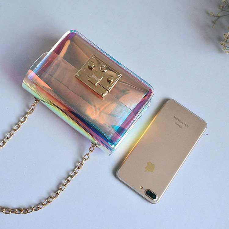 LASER CANDY COLOR LUXURY BAG - Trendy21Store