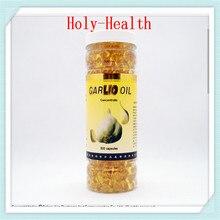 Natural Garlic Oil Capsule 350mgx500 each bottle