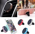 360 Degree Car Magnetic Air Vent Mount Holder Stand For Mobile Cell Phone iPhone GPS