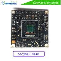 Top Quality 1 3 700TVL Sony Effio E 4140 811 CCD Sensor CCTV Camera Module Chipboard