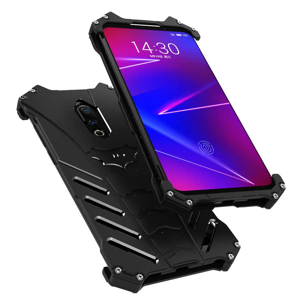 R JUST Case For Pro 7 Pro7 Plus 16 16Plus 15 15plus 16X Armor Metal Aluminum Heavy Duty Protection Shockproof Phone Cover Shell-in Fitted Cases from Cellphones & Telecommunications on AliExpress - 11.11_Double 11_Singles' Day 1