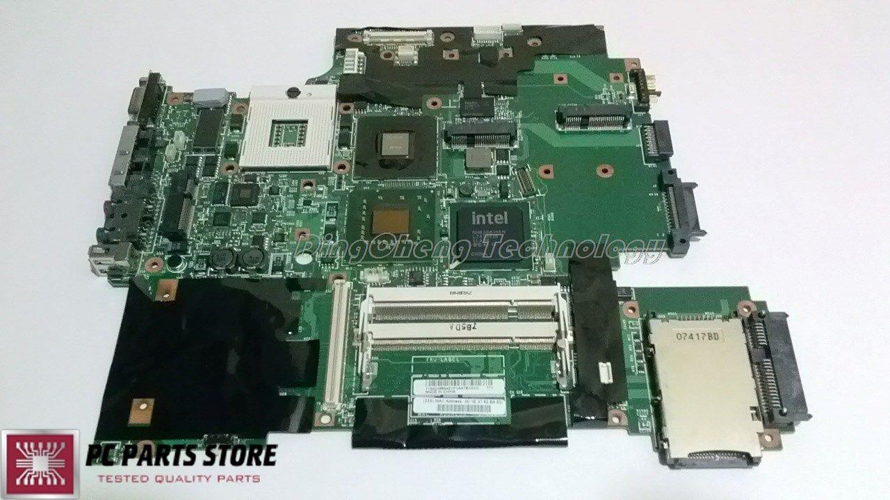 SHELI laptop Motherboard for Lenovo IMB thinkpad T61 FRU: 43Y9047 11S42X6803 15.4 965PM for Nvidia G86-740-A2 128M 42W7652 DDR2 1pcs lot nvidia g86 630 a2 integrated chipset 100% new lead free solder ball ensure original not refurbished or teardown