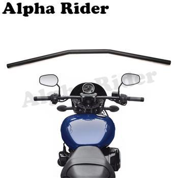 "7/8 ""22 MM barres de poignée guidon de moto pour Harley Davidson Street 500 XG500 750 XG750 2015 2016 2017 noir fini|motorcycle drag handlebars|drag handlebars|handlebars for harley -"