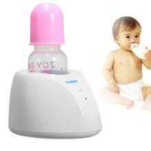 цена на 110V-220V EU Plug Autumn and Winter Home Baby Bottle Warmer Baby Feeding Bottles Constant Warm Milk Sterilizers Heater For Kids