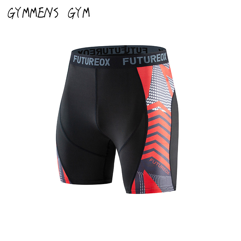 2019 Beach Summer Compression Shorts Men's Latest 3D Printed Leggings Jogging And Quick-drying Tight Fitness Shorts