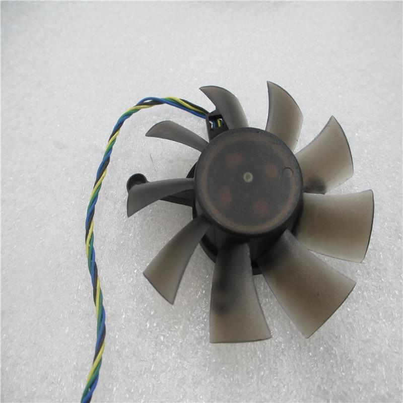 voor R128015SU 75mm grafische kaart / videokaart Koelventilator - Computer componenten - Foto 2
