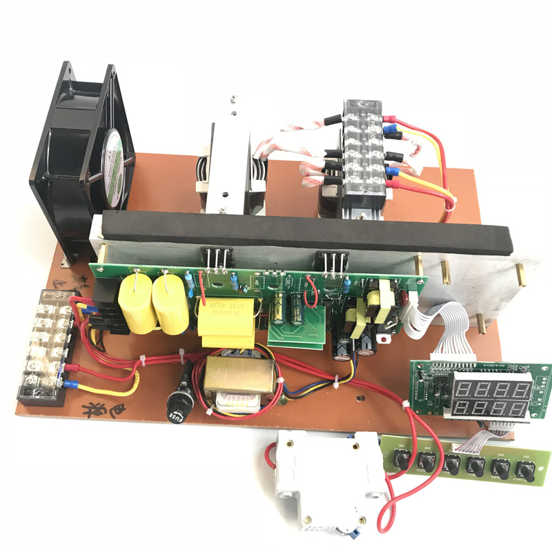 2000W High Power Ultrasonic Circuit Board Generator For Cleaning Machine 20khz,25khz,28khz,30khz,33khz,40khz