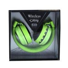MS661 LED Wireless Headphones Bluetooth Headset V4.2 Earphone Headphone Earbuds Earphones With Microphone For PC phone music цена