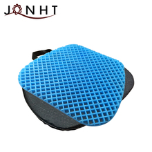 Orthopedic Sciatica Postoperative Back Pain Seat Gel Cushion Handle Chair Car / pain relief device